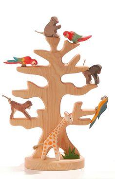 The Tree of Birds - Ostheimer