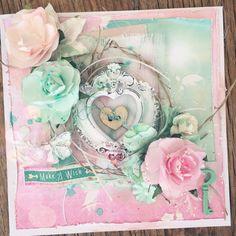Sweet Memories: Birthday card