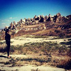 Cappadocia, Turkey. Turchia, nature