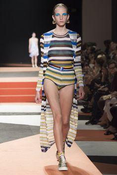 Missoni, Look 6 #mfw #fashion