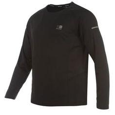 Karrimor   Karrimor Long Sleeved Running T Shirt Mens   Mens Running T Shirts