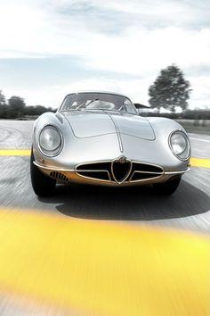 1954 Alfa Romeo 2000 Sportiva by Bertone