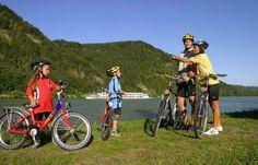 Vacanze in bicicletta: Germania, Austria e Italia. Spazio ai cicloturisti.  Un modo nuovo di viaggiare buono per noi e l'ambiente. Da Berlino a Copenhagen, lungo il Danubio o la Linea Gotica. In attesa della Settimana Europea della Mobilità sostenibile