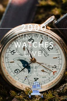 Wooden Watches For Men, Luxury Watches For Men, Vintage Watches, Antiques Online, Timeless Beauty, Watch Brands, Seiko, Wedding Jewelry, Vintage Antiques