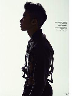 """Jay Park for High Cut (Volume132) """