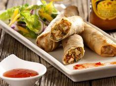 Závitky jsou rozšířené snad ve všech asijských kuchyních a tento fenomén se s velkou slávou přenesl i do našich kuchyní.