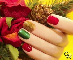Yılbaşı için geri sayıma başladığımız şu günlerde tırnaklarınız için Golden Rose'dan  yeni bir önerimiz var!  #ParkVera #GolenRose #moda #kozmetik