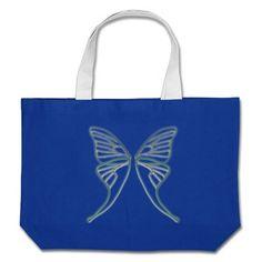 Glass Luna Moth Wings Bags