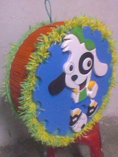 Piñata Doki Allan, Alonso, Party Themes, Games, Ideas, Drum, Paper Garlands, Decorations, Mini Pinatas