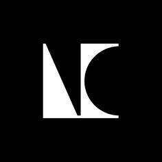 Norrland Centre by Lars Bramberg. 1967 #monogram #branding #design