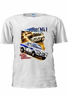 3c11cb03 Mk1 Ford Escort Rs2000 Mexico Rally Scene Unisex T Shirt Top Men Women  Ladies: Amazon.co.uk: Clothing