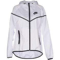 f1a98eb8b1 Nike Jacket ( 110) ❤ liked on Polyvore featuring outerwear