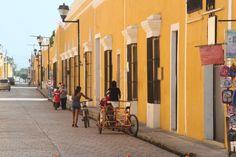 """""""The Yellow City"""" - Izamal, Mexico - Photo"""