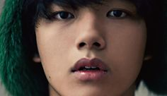 Yeo Jin Goo Holds Attention In CéCi's November 2013 Issue