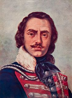 Kazimierz Pulaski (1747-1779) The commander of the Bar Confederacy and defender of Jasna Gora against the Russians. He commanded a cavalry brigade in George Washington's army during the American War of Independence. He died of wounds inflicted at the Battle of Savannah