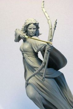 The Archer.  She's Beautiful.