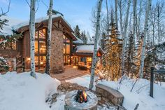 Extraordinary Property of the Day: Renovated, ski-in/ski-out estate with designer finishes in Beaver Creek, CO