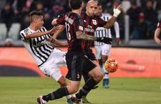 Prediksi Skor Serie A AC Milan Vs Juventus 23 Oktober 2016