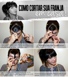 DIY bangs...been there....done this.