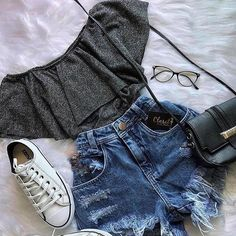 67 trendy clothes ideas for teens casual shoes Cute Comfy Outfits, Teen Fashion Outfits, Cute Casual Outfits, Teenage Outfits, Mode Outfits, Cute Summer Outfits, Cute Fashion, Outfits For Teens, Stylish Outfits