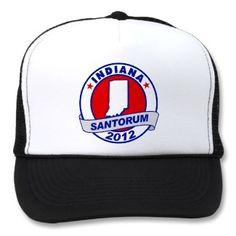 Rick Santorum Indiana Trucker Hat