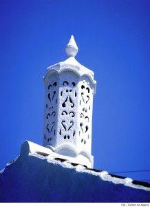 Algarve chimney, Portugal