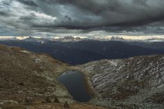 alp impressions V by Lukas Furlan, via Behance