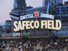 The games are sold out even though the Mariners have been really bad for the past well, for ever!