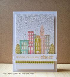 Holiday Cheer Card by Cristina Kowalczyk