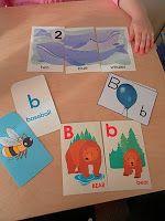 Rockabye Butterfly: Bye Bye Letter B!