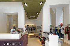 Zirkus Boutique, Retail, Projects, Kids, Boutiques, Sleeve, Retail Merchandising