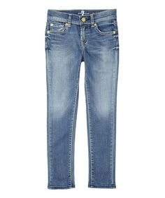 Loving this Spring Blue The Skinny Jeans - Infant & Girls on #zulily! #zulilyfinds