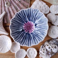 by mairistone on Etsy www. Ceramic Pottery, Ceramic Art, Make You Up, Inspiration Art, Paperclay, Art Mural, Contemporary Ceramics, Clay Art, Framed Wall Art