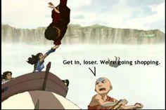 mean girls/ avatar the last airbender (<<<gold! Avatar The Last Airbender Funny, The Last Avatar, Avatar Funny, Avatar Airbender, Korra Avatar, Team Avatar, Iroh, Zuko, Atla Memes