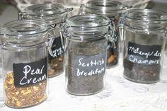 loses tea storage + kitchen organization + tea station