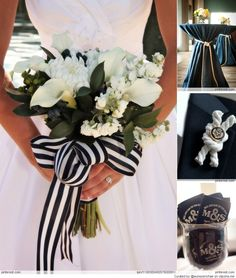 Nautical Wedding Ideas. If you want the best officiant for your Outer Banks, NC, ceremony, contact Rev. Barbara Mulford: myobxofficiant.com/