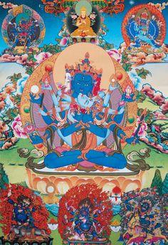 Guhyasamaja - Secret Unity #Tantra |  Path and Grounds of Guhyasamaja According to Arya Nagarjuna -- by Yangchen Gawai Lode  -=[ read & listen ]=-