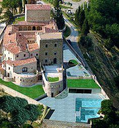 Castello di Velona – Montalcino, Italy