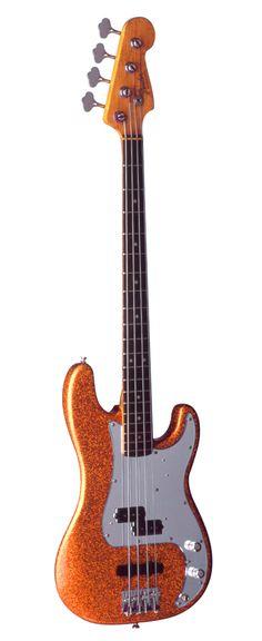 Marty Bell paint job on a newer P bass body and neck Fender Bass Guitar, Fender Guitars, Jaco Pastorius, Fender Precision Bass, Fender Squier, Guitar Neck, Double Bass, Custom Guitars, Cool Guitar