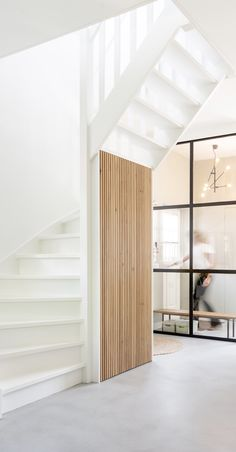 Decor, Furniture, Room, Modern Staircase, Home, Cabinet, Modern, Staircase, Room Divider