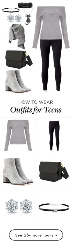 """Autumn"" by loucoop-1 on Polyvore featuring Jockey, New Look, Gianvito Rossi, Acne Studios, Amanda Rose Collection, Giani Bernini and Bling Jewelry"