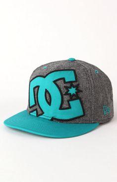 bbfd6f68413 DC Ya Heard 950 Snapback Hat Flat Bill Hats
