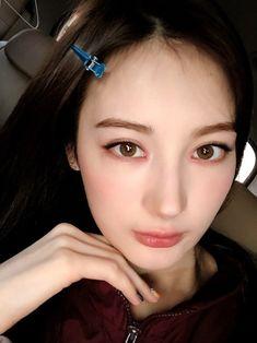 Makeup Korean Style, Best Memories, Kpop Girls, Asian Beauty, Lana, Korean Fashion, Idol, Hair Styles, Goddesses