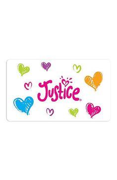 Default · Justice Gift Card
