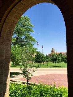 Our beautiful TTU campus!
