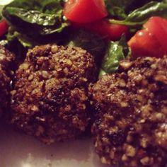 Dukkah Crusted Lamb with Coriander Chilli Yoghurt | Healthy Recipies ...