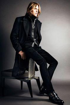Wilhelmina Models: Ton Heukels in Tom Ford's Fall/Winter '14 menswear lookbook. - See more at: wilhelminanews.com