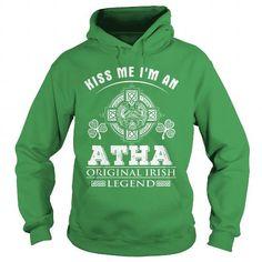 Buy Online ATHA Hoodie, Team ATHA Lifetime Member