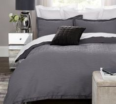 Buy Textured Jacquard Bed Set from the Next UK online shop