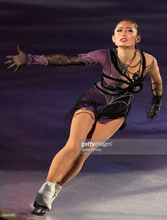 Miki Ando of Japan performs in the Gala Exhibition during the day four of ISU Grand Prix of Figure Skating Final at Yoyogi National Gymnasium on December 6, 2009 in Tokyo, Japan.